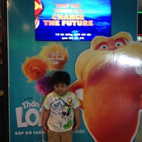 Photo taken at CGV Cinemas Vinh Trung Plaza by Che R. on 3/28/2012