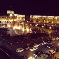 Снимок сделан в Площадь Республики пользователем Mher B. 6/3/2012