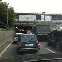 Photo taken at Волоколамское шоссе by Vadim on 6/26/2012