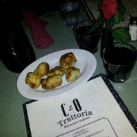 Photo taken at C&O Trattoria by Alannah M. on 2/15/2012