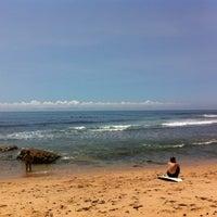 Photo taken at Ribeira d'Ilhas by Natacha A. on 6/28/2012