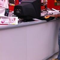 Photo taken at Office Depot Zaragoza by Edgar H. on 4/28/2012