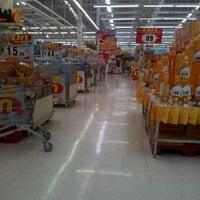 Photo taken at Big C by Puwanai P. on 7/22/2012