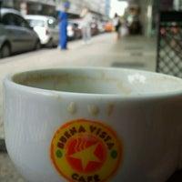 Photo taken at Buenavista Café by Ronaldo M. on 2/17/2012