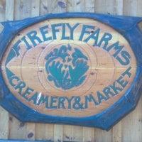 Photo taken at FireFly Farms Creamery & Market by Paula B. on 6/10/2012