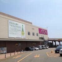 Photo taken at AEON Mall by Makoto I. on 5/5/2012