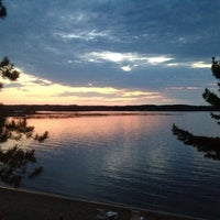 Photo taken at Madden's Resort on Gull Lake by Camille L. on 9/2/2012