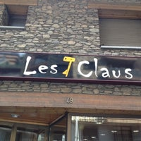 Photo taken at Les 7 Claus by Enric A. on 5/24/2012