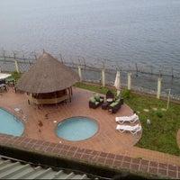 Photo taken at Bon Voyage hotels by Chigbo U. on 3/20/2012