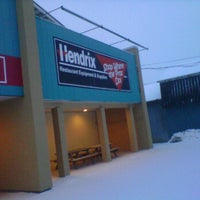 Photo taken at Hendrix Restaurant Equipment by Jamie J. on 2/8/2012