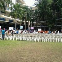 Photo taken at Ateneo de Davao University by Jeremy R. on 8/15/2012