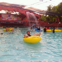 Photo taken at A'Famosa Water World by Mohd Z. on 7/15/2012