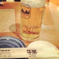 Photo taken at 牛繁 江古田店 by Gaku T. on 4/18/2012