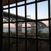 Photo taken at Riverwalk Restaurant by Bernadette B. on 4/20/2012