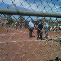Photo taken at Odenville Ball Park by Terri E. on 3/24/2012