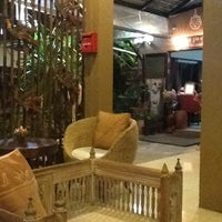 Photo taken at Thapae boutique house by Juliana C. on 8/16/2012