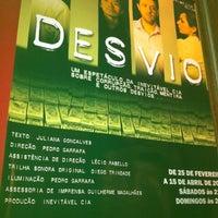 Foto tirada no(a) Teatro Viga por Alini R. em 3/24/2012