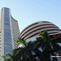 Photo taken at Bombay Stock Exchange (BSE) by Charmi M. on 7/26/2012