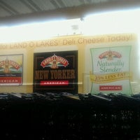 Photo taken at Giant Food Store by Elizabeth M. on 4/27/2012