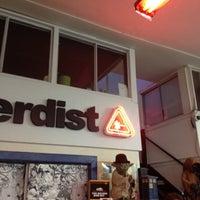 Photo taken at The Nerdist Theatre at Meltdown Comics by Josh G. on 7/19/2012