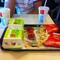 Photo taken at McDonald's / McCafé by Alan G. on 6/8/2012