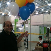 Photo taken at Expo Vale Sul by Edney Ulisses on 8/21/2012