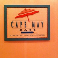 Photo taken at Cape May Cafe by Stella B. on 2/24/2012
