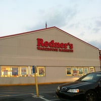 Photo taken at Redner's Warehouse Market by Ronnie L. on 8/22/2012