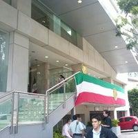 """Photo taken at Edificio Sede del PJF """"Las Flores"""" by Hugo M. on 9/13/2012"""