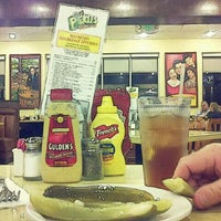 Photo taken at Pickles-Deli & Restaurant by Brittany N. on 8/5/2012