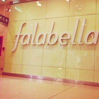 Photo taken at Falabella by Erick H. on 6/21/2012