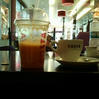 Photo taken at Costa Coffee by Ivan G. on 8/2/2012