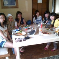 Photo taken at Cafe Bunga by iera d. on 8/25/2012