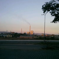 Photo taken at CMPC Celulose Riograndense by Fabio Zenker F. on 5/20/2012