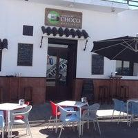 Photo taken at El Rincon Del Choco Gastrobar by Tomas P. on 6/6/2012