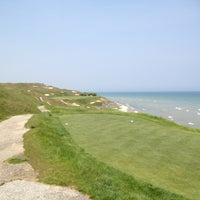 Photo taken at Whistling Straits Golf Course by Jason P. on 5/20/2012