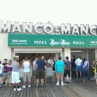 Photo taken at Manco & Manco Pizza by Chris Z. on 6/11/2012