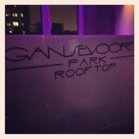 Foto tomada en Gansevoort Park Avenue NYC por Alex Poppinton el 2/15/2012