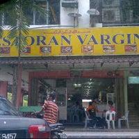 Photo taken at Restoran Vargina, Bandar Baru Sentul by Bern U. on 2/11/2012