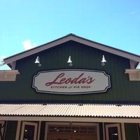 Foto scattata a Leoda's Kitchen & Pie Shop da Tomoyasu S. il 6/23/2012