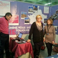 Photo prise au Charleroi Expo par Wilma R. le2/16/2012