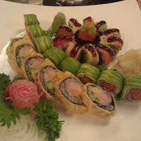 Photo taken at Kyoto Sushi Bar by Efrain M. on 4/28/2012