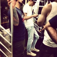 Photo taken at MTA Subway - L Train by White C. on 6/21/2012