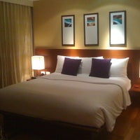 Photo taken at Courtyard by Marriott Phuket at Patong Beach by Mrteam K. on 2/21/2012