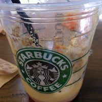 Photo taken at Starbucks by Daniela S. on 3/20/2012