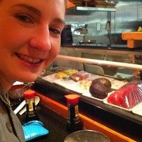 Photo taken at Amberjack Sushi by Kasraa K. on 2/25/2012