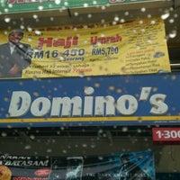 Photo taken at Domino's Pizza by Zunaidah Z. on 7/18/2012