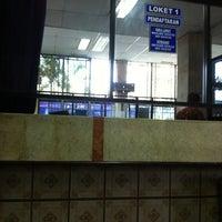 Photo taken at Samsat Jakarta Timur by Rudi H. on 5/4/2012