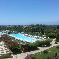 6/11/2012 tarihinde Danny R.ziyaretçi tarafından Barut Lara Resort'de çekilen fotoğraf