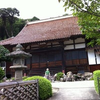 Photo taken at 山名寺 by Kaz T. on 9/6/2012